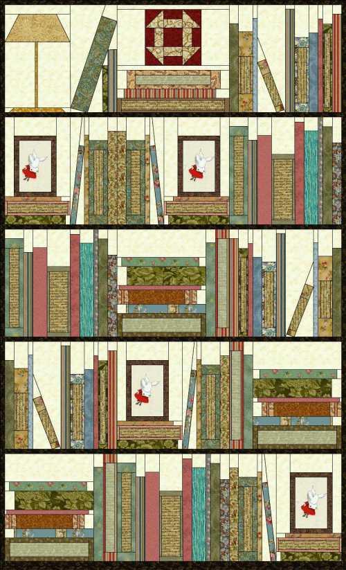 bookcase mini large