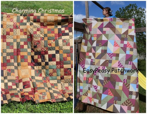 Easy Peasy Patchwork